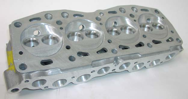 Fiat on intake manifold